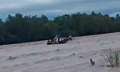Desaparecidos en rio Bermejo