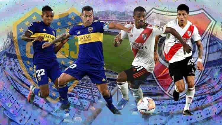 Copa de la Liga Profesional: Boca vs River en vivo