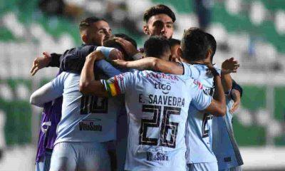 Bolivia golea a WANDERERS