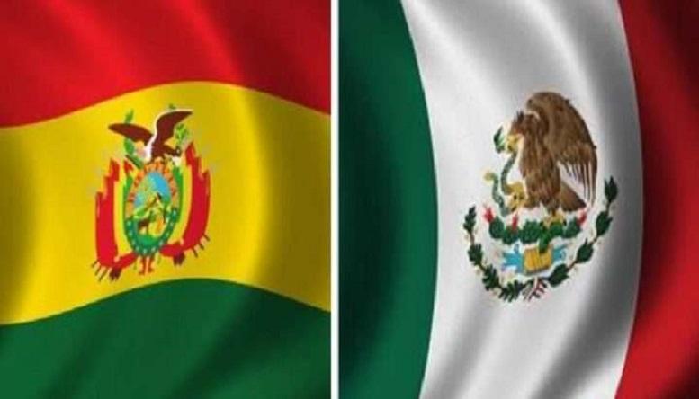 intercambio de hermanos mexicanos y bolivianos