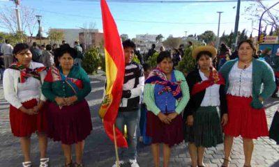 Colectividad Boliviana en Trelew