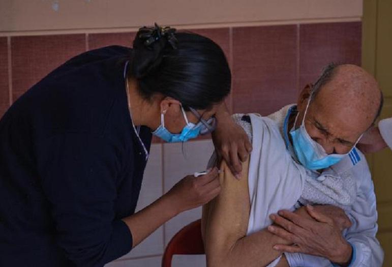 Vacunas covax