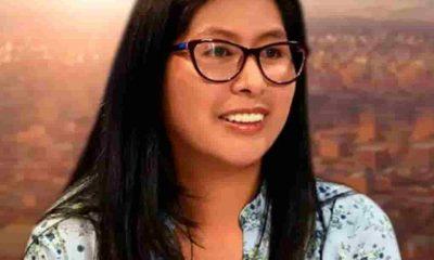 Nueva alcaldesa de El Alto