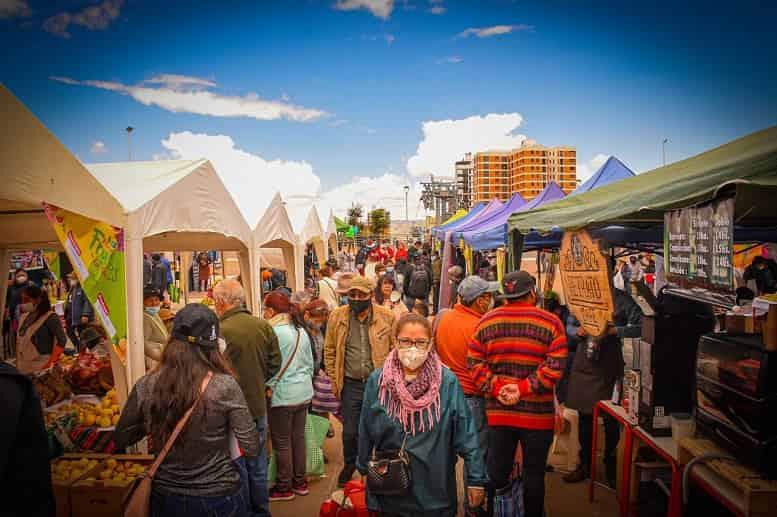 Feria Departamental de Frutas
