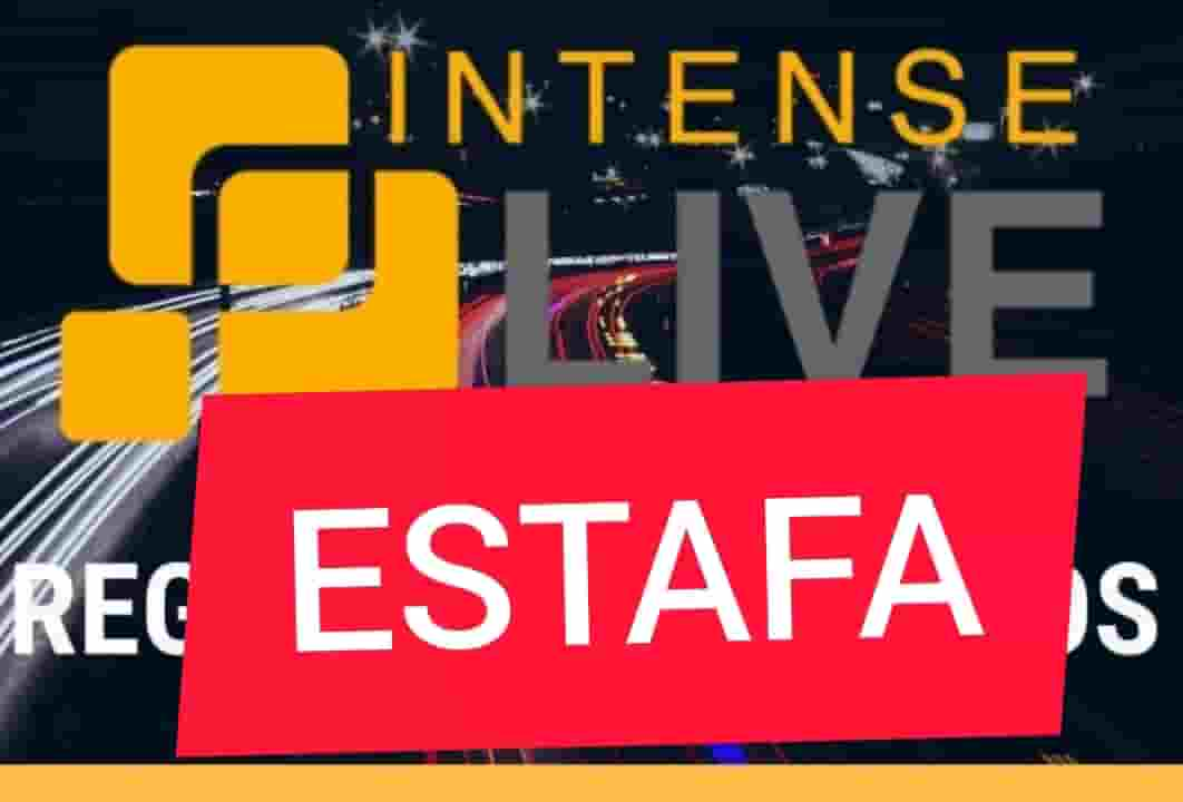 Intense Live estafa