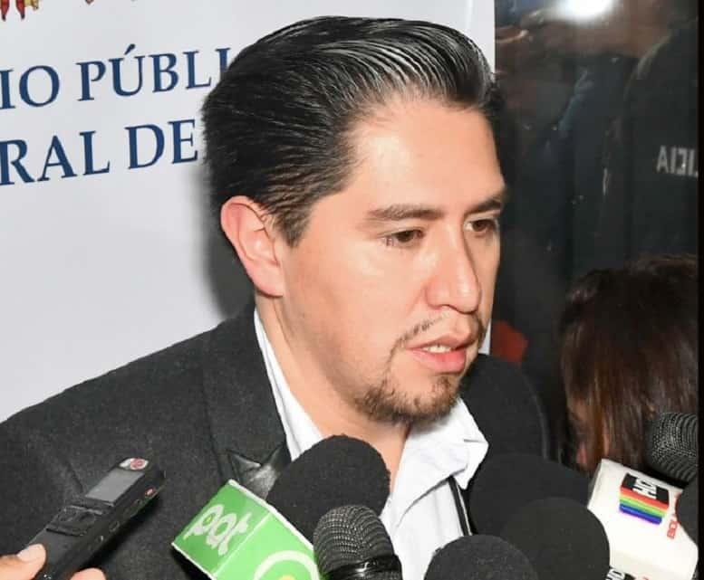 Fiscal de La Paz