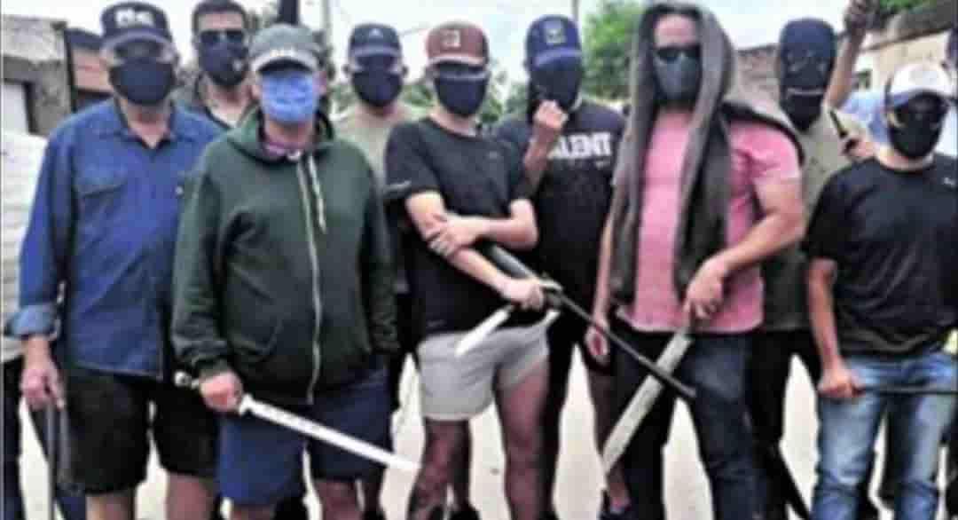 Milicias anti seguridad en Tucumán