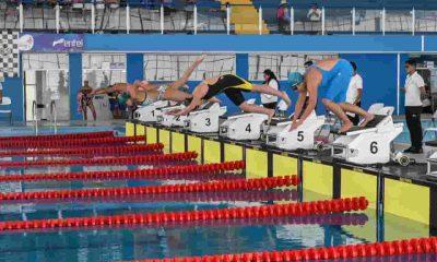 Torneos de natación en Bolivia