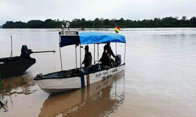 operación fluvial