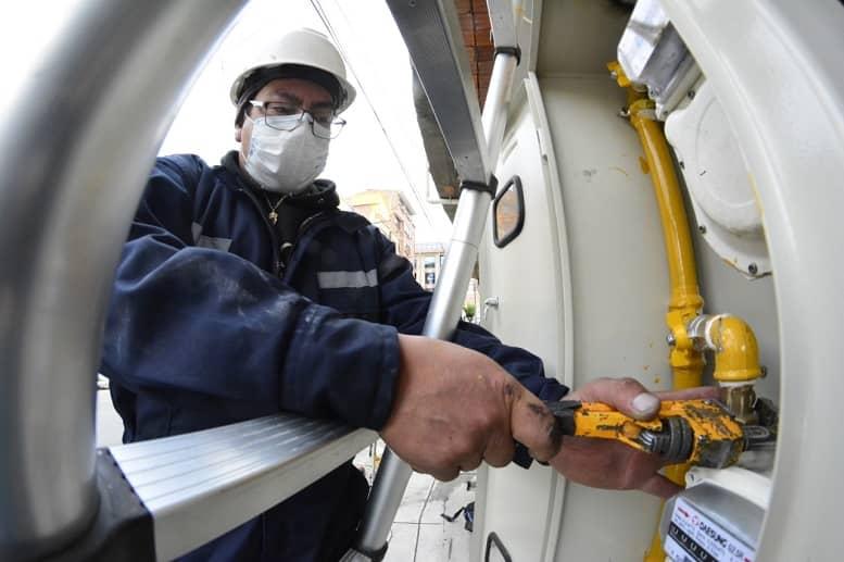Gas domiciliario en el Chaco
