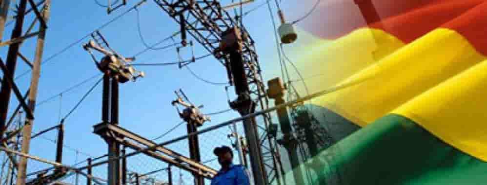 Bolivia venta de energía eléctrica a Argentina