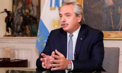 Alberto Fernández covid