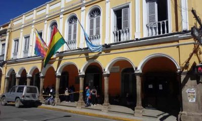 Deudas de Cochabamba