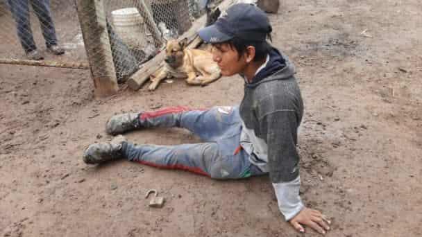 Alex Vega atropellado en Maipú