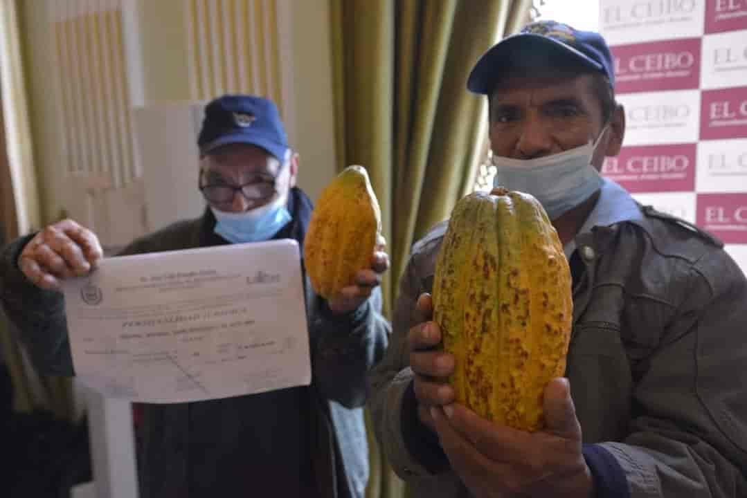 Cacao boliviano en París