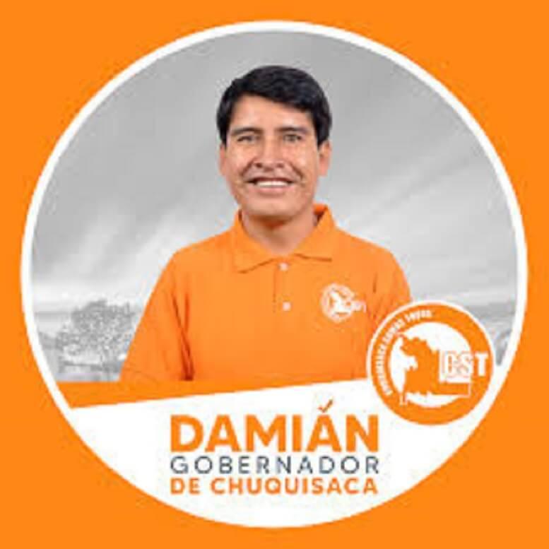 Gobernador de Chuquisaca