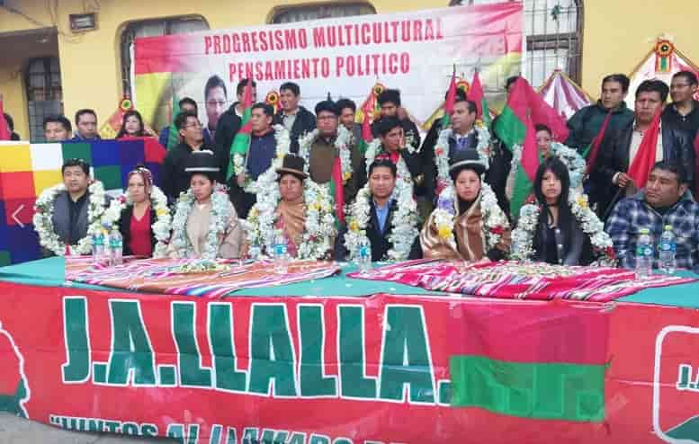 Agrupación política