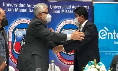 Universidad Misael Saracho