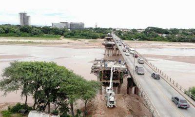 puente paralelo Mario Foianini