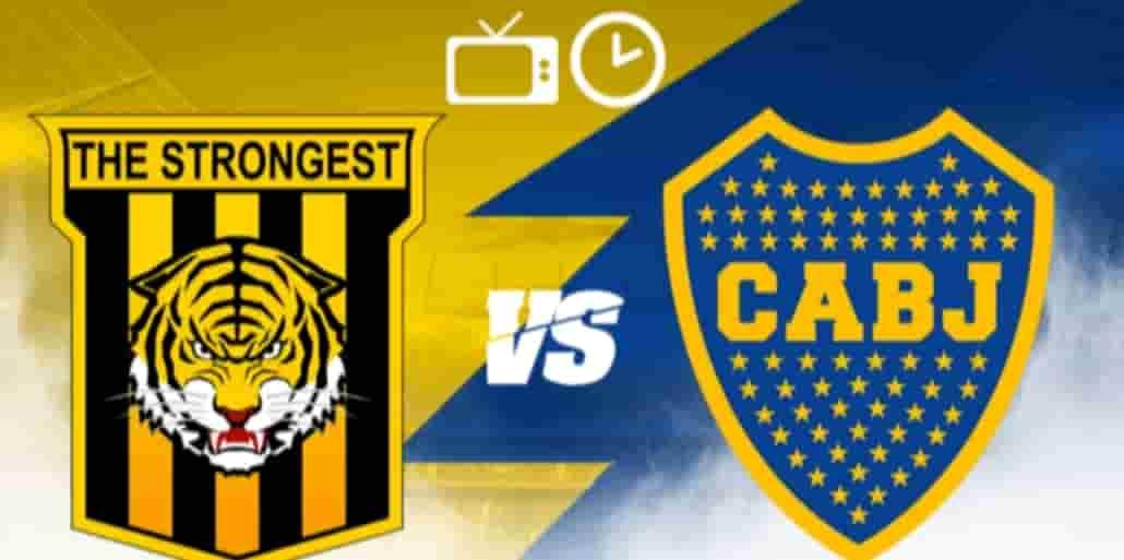 The Strongest vs Boca en vivo