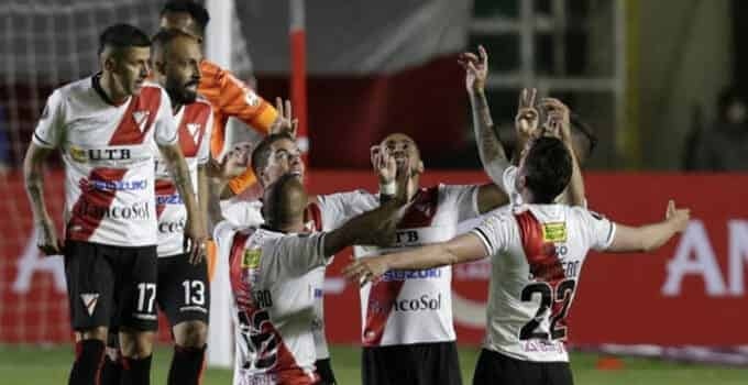 Always Ready vs Táchira goles