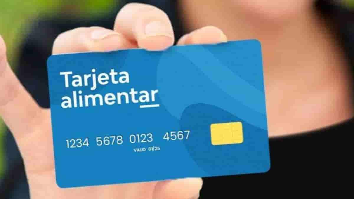 Beneficios tarjeta Alimentar y Banco Nación