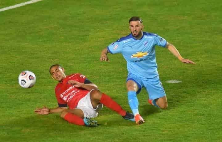 Wilstermann vs Bolívar por Copa Sudamericana