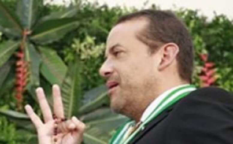 Gobernador de Santa Cruz