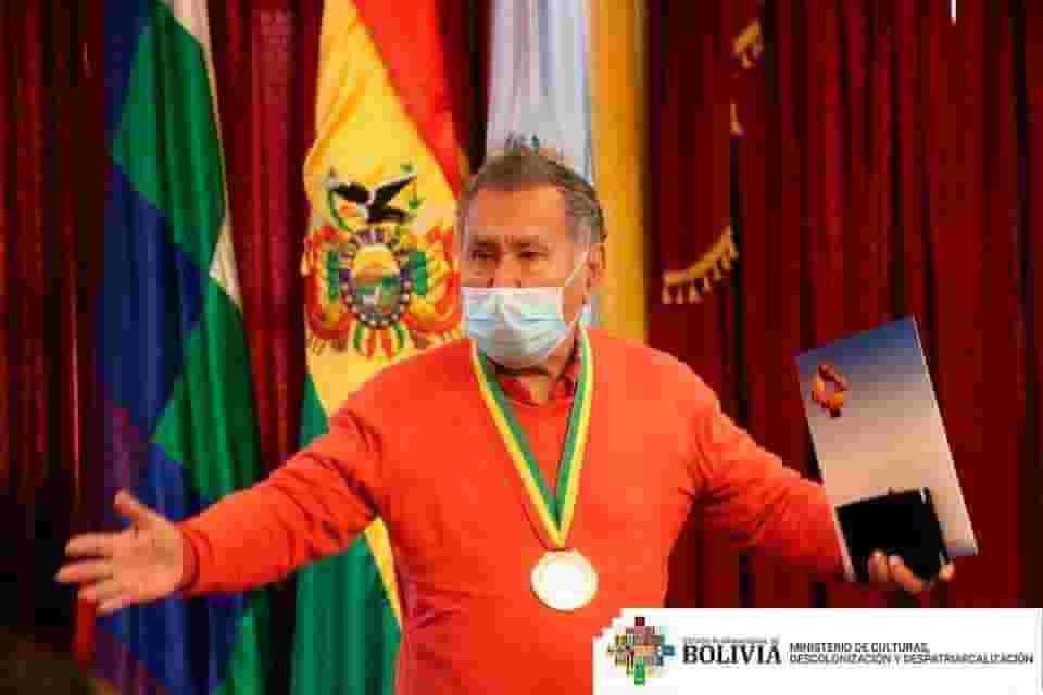 Gonzalo Hermosa Los Kjarkas