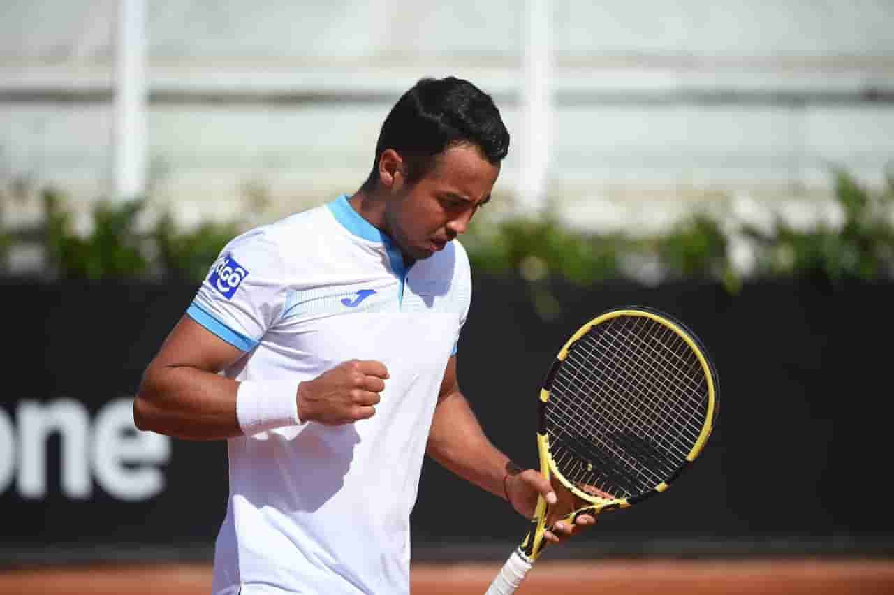 tenista boliviano en master 1000 Roma