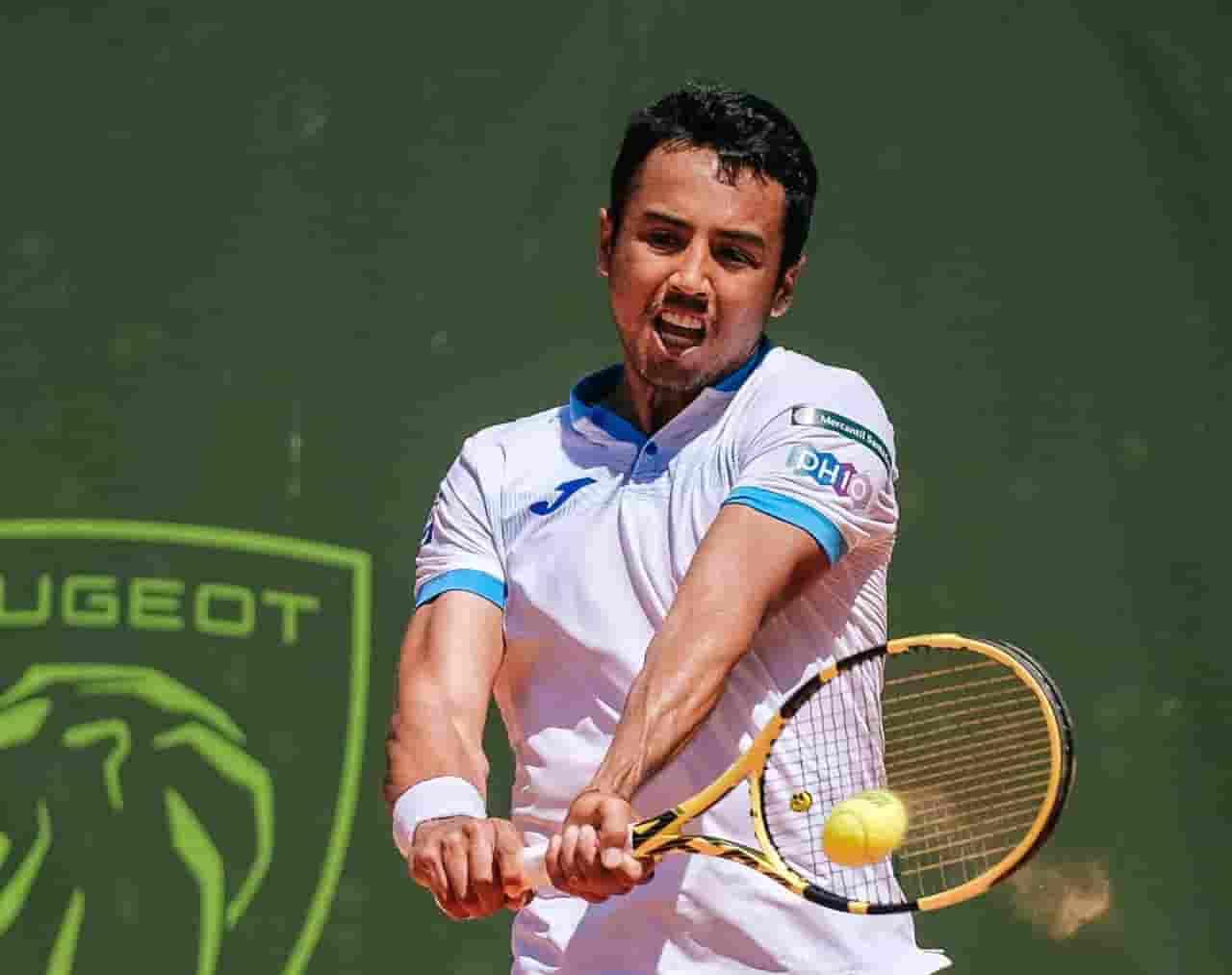 Hugo Dellien pierde en Wimbledon
