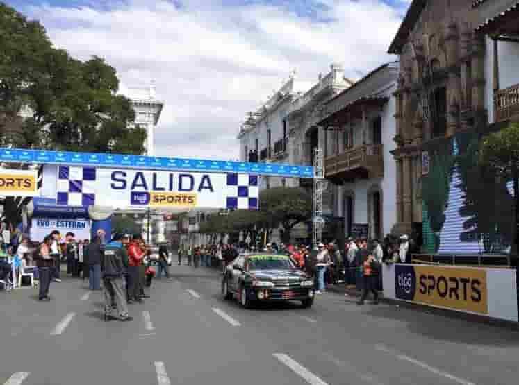 Automovilismo en Bolivia