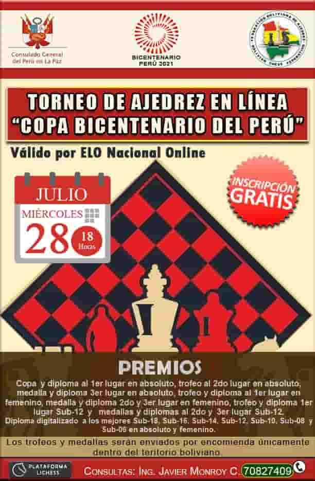 Copa Bicentenario de Perú