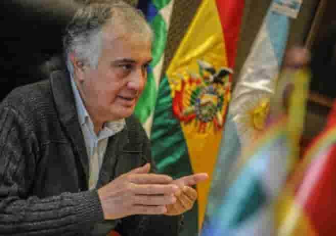 Ramiro Tapia embajador