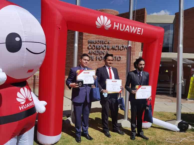 Huawei_ICT_Competition