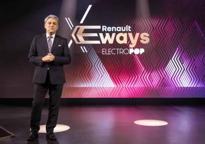 Renault eway electropop