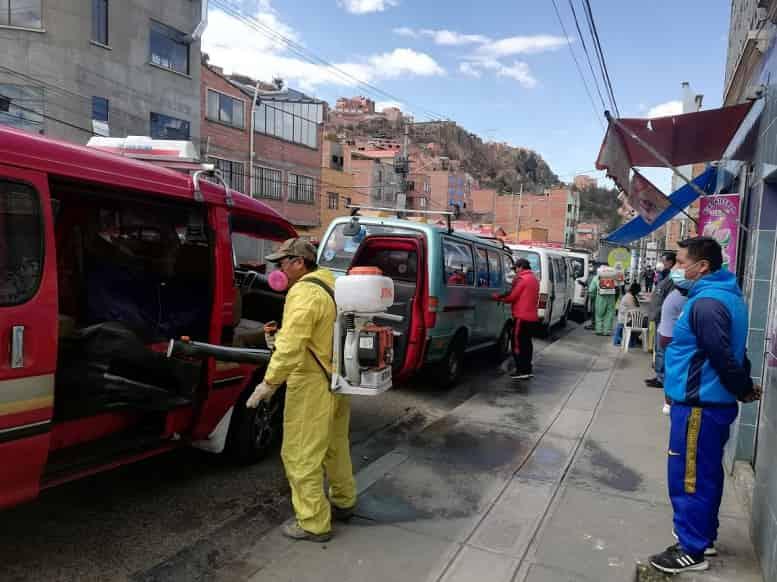 Desinfección_vehicular