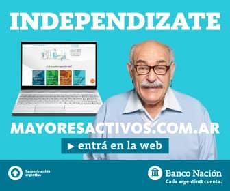 Mayores Activos BNA