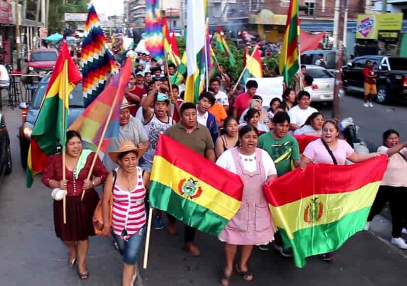 Bolivia en Argentina