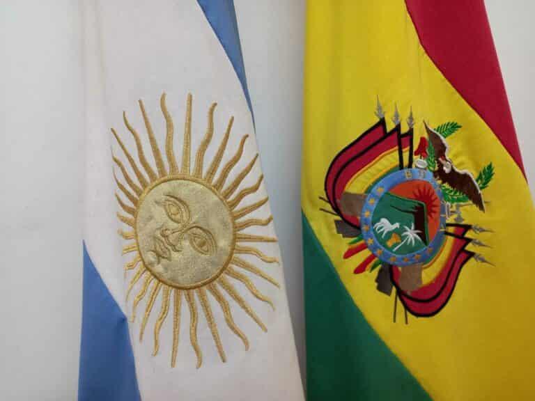 Colectividad boliviana en Argentina