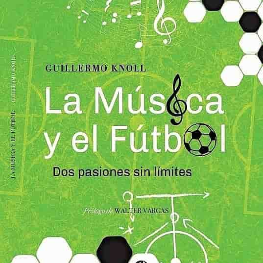 Libro de música y fútbol