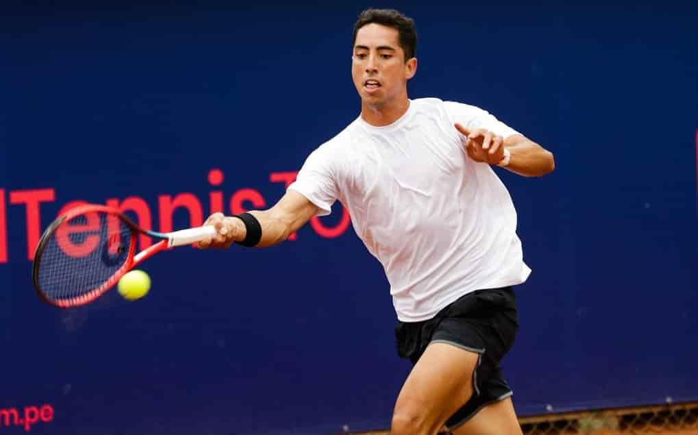 Tenista boliviano Murkel Dellien