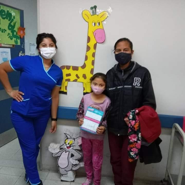 Vacuna para niños